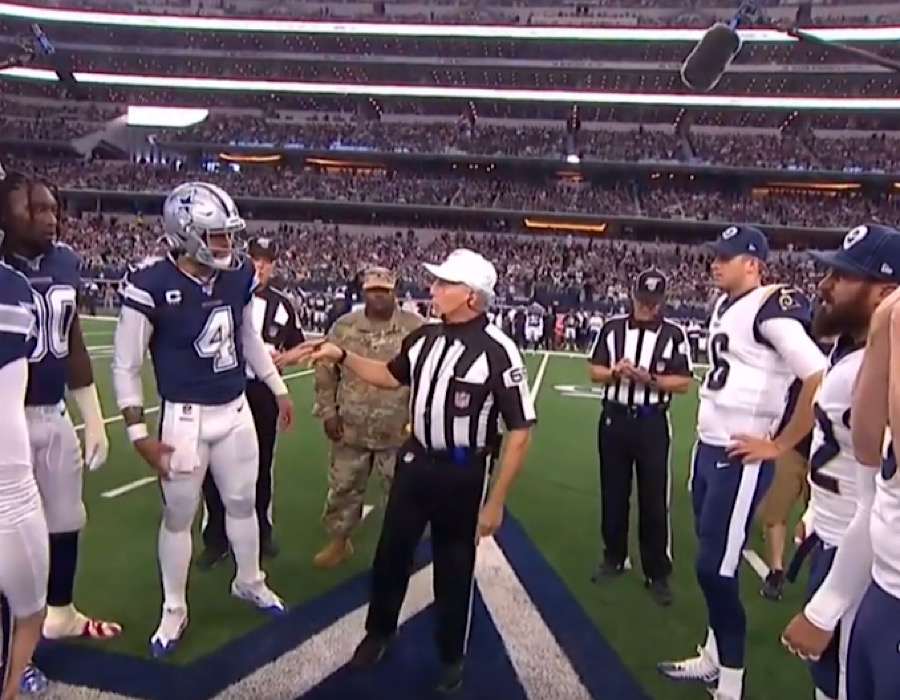 nfl coin toss results