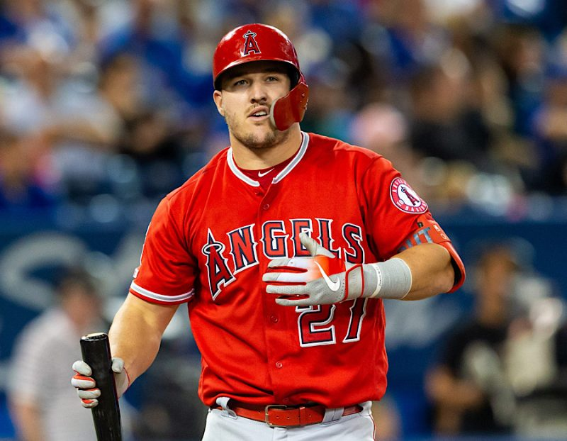 Cheater? Mike Trout Has Been Accused - TOOATHLETIC TAKES