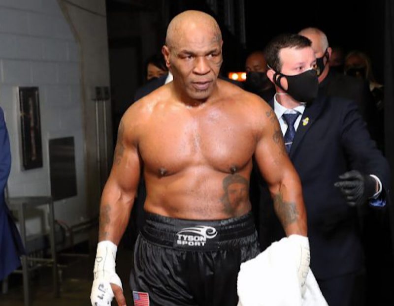 Was I The Only Person Not Rooting For Mike Tyson In His Latest Exhibition Fight?