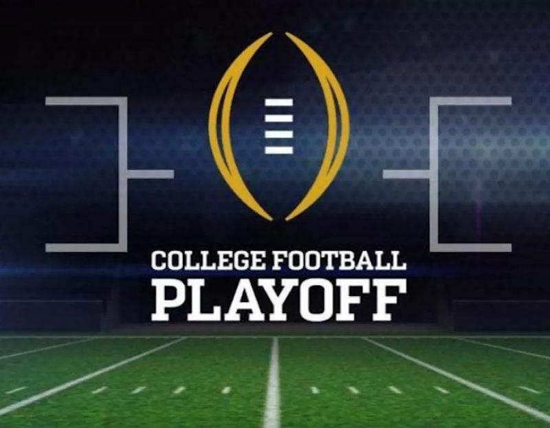 College Football Playoff Brackets